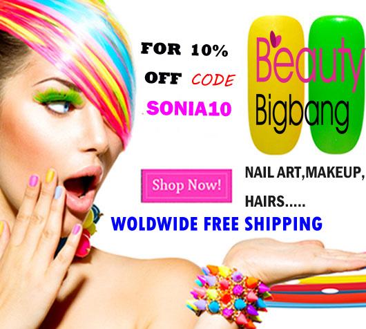 10% off code SONIA10