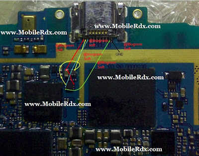 Samsung Galaxy S3 Charging Ways Track Jumper Solution