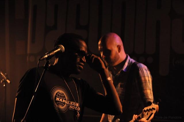 Kuku : Dafuniks en concert à la Maroquinerie, le 7 avril 2012