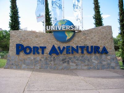 Holiday in Universal Port Aventura