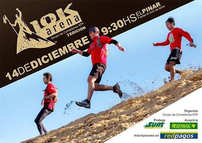 10k Por la arena (El Pinar, 14/dic/2014)