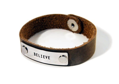 Believe Endorphin Warrior bracelet review and giveaway