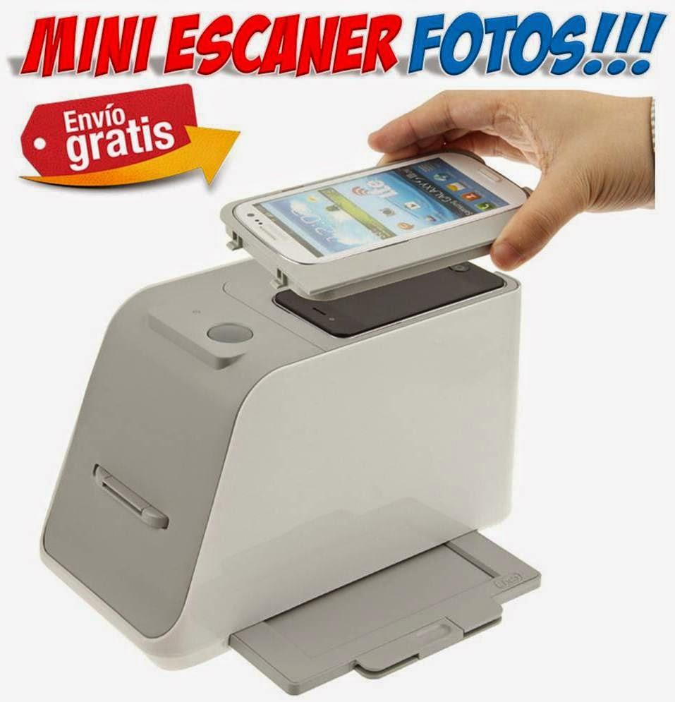 escaner diapositivas