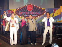 Malaysian impersonators of P.Ramlee, Teresa Teng, Elvis Presley and Tom Jones