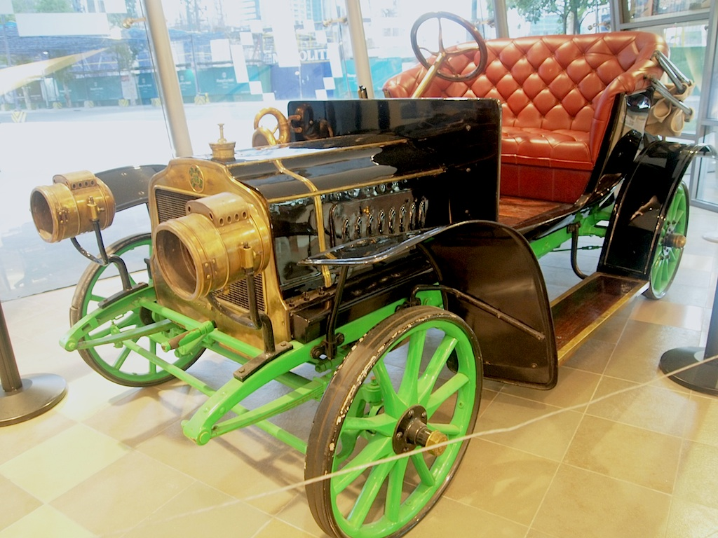 First Car in the Philippines | Philippine History Blog