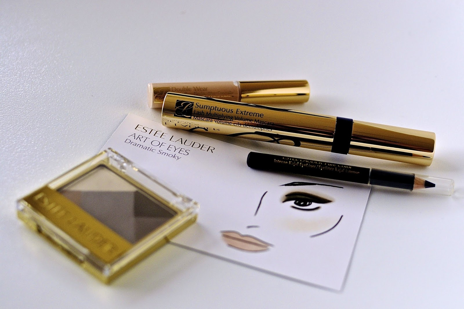 Estee lauder eye makeup