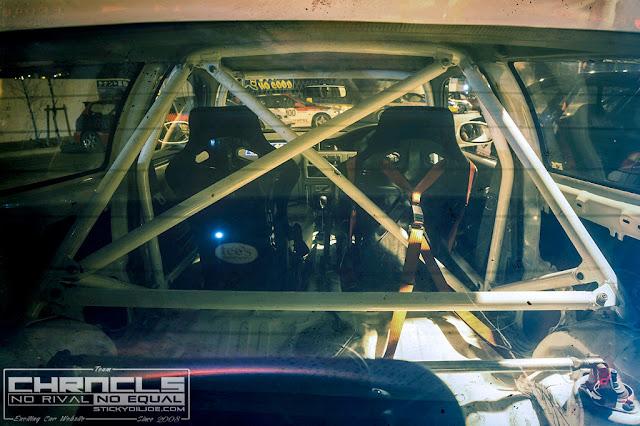 Honda Kanjo, Civic, nocne wyścigi, nielegalne