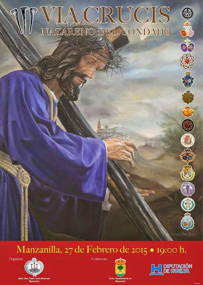 Via Crucis Nazarenos del Condado