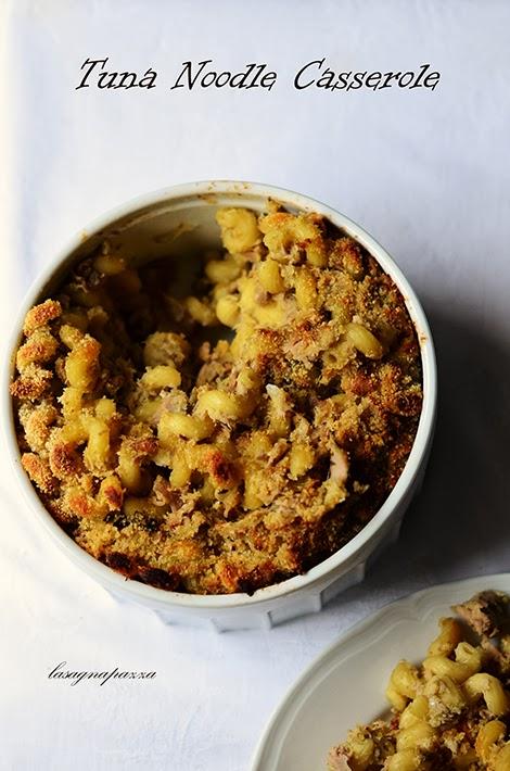 http://lasagnapazza.blogspot.it/2014/01/tuna-noodle-casserole.html
