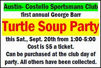 9-20 Turtle Soup Party