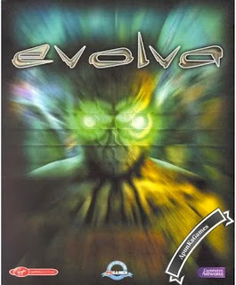 Evolva Game Cover, Poster
