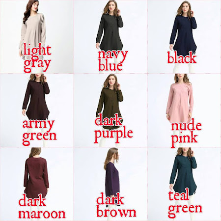 Pelbagai Blouse DAN JAcket YAng Trendy Dan BErgaya YAng PEnting Semua Murah Saja