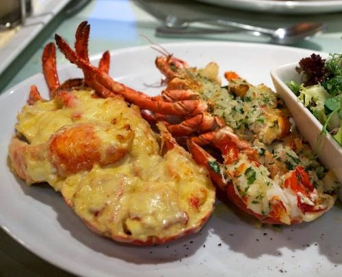 Resep Membuat Lobster Saus Mentega