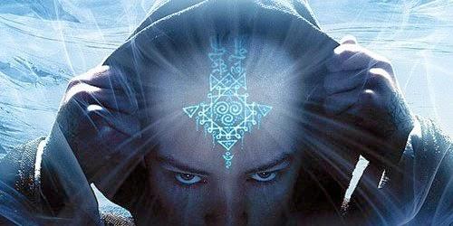 l'état de l'avatar qui donne à Aang la pleine possession de ses pouvoirs !