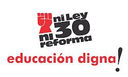 °°EN CONSTRUCCION°° Jovenes trabajando por una Nueva Educacion, Digna y para el Pueblo Colombiano!!