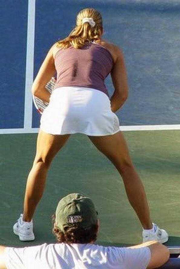 Predivan teniski pogled