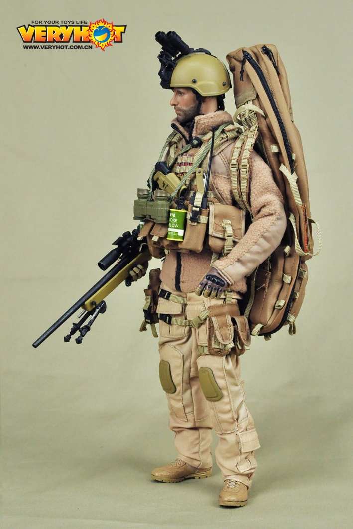 American Sniper Toys : Toyhaven preview very hot mercenary suits sand