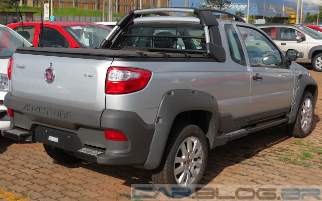 2014 Fiat Strada Adventure Locker 2014 Al 2015 Precio | Autos Magazine