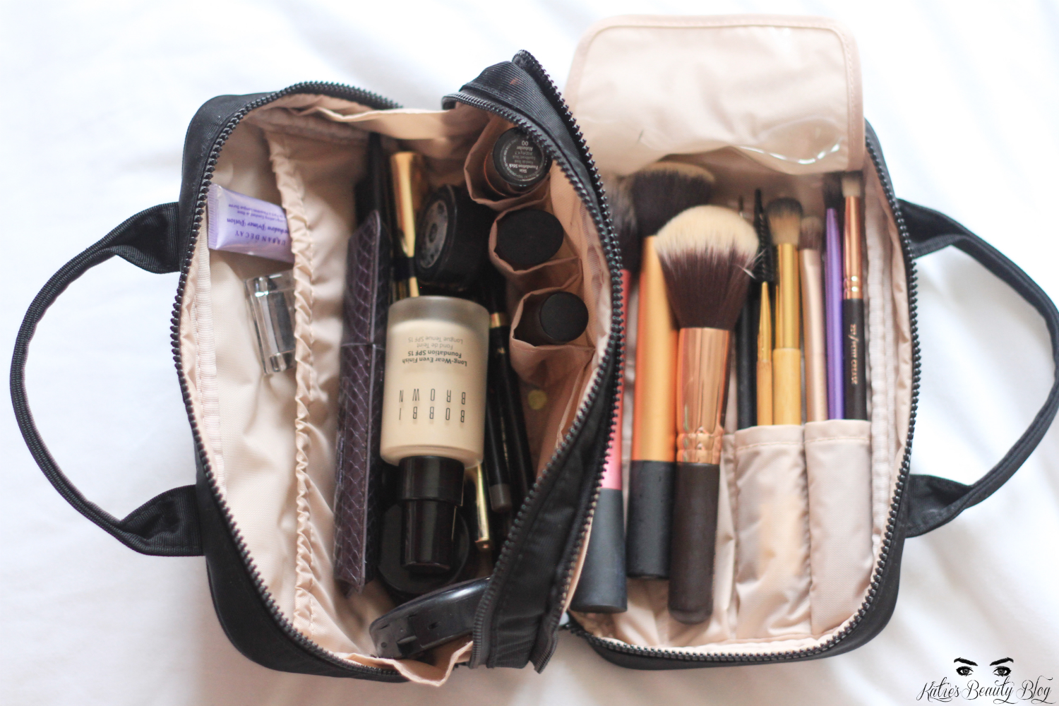Holiday Packing Makeup Katie Snooks