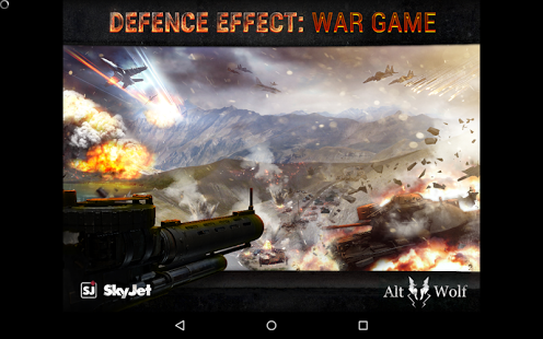 Defence Effect HD Android Apk