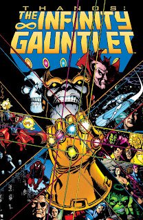 Infinity Gauntlet comic book