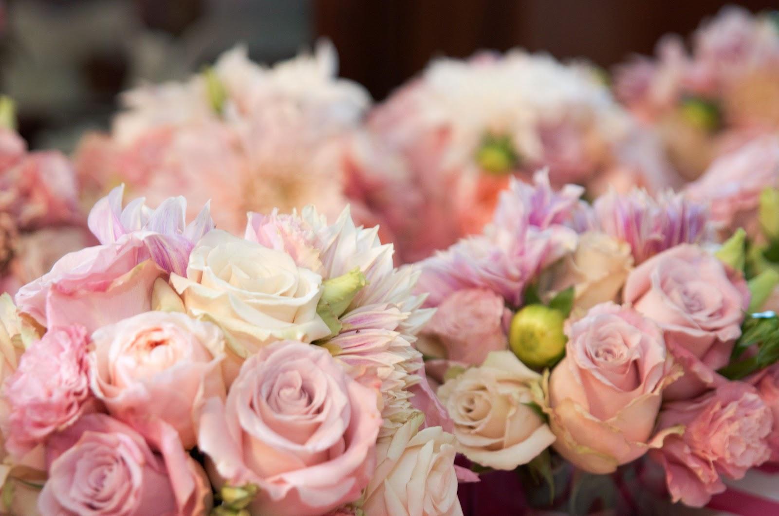 Savannah\'s Garden: Mint and Pink: Jennifer and John\'s Sweet Summer ...