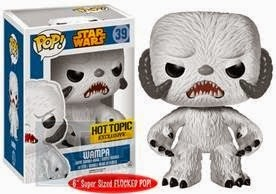 "Funko Pop! Wampa 6"" Flocked"