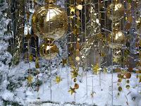 Fond d'écran décembre 2011 - Décoration de Noël
