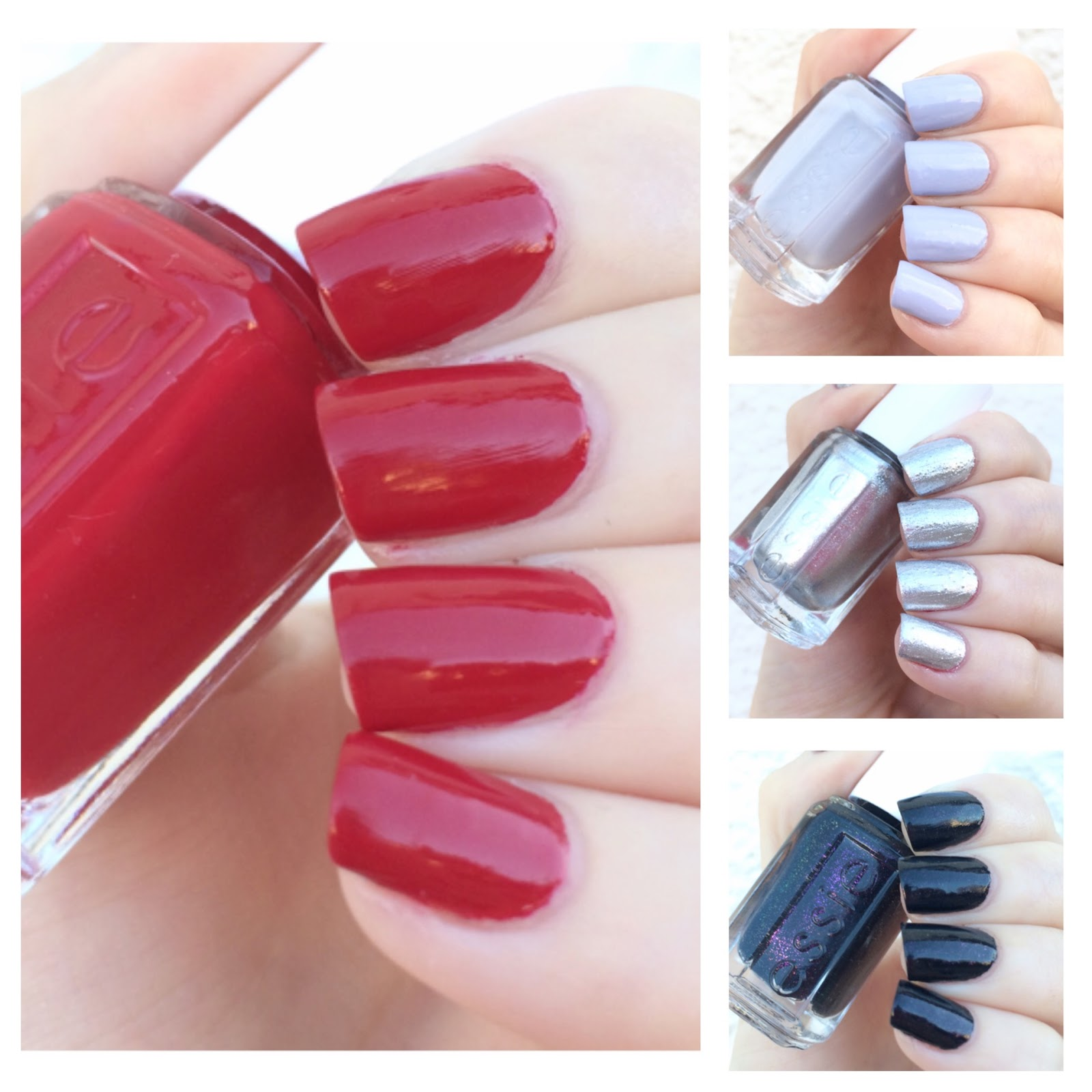 Fact We Re Little Over A Week Into Fall And The Winter Nail Polish Collections Are Already Hitting Shelves Truth If Essie S 4 Pc Mini