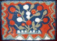 A favorite rug