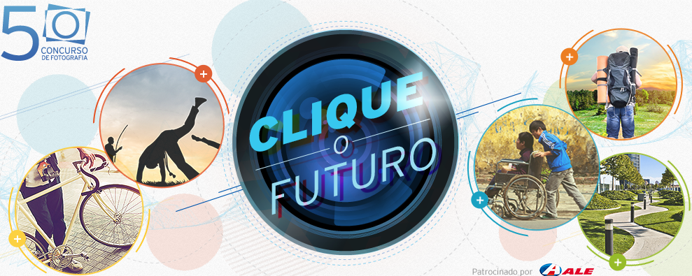 "Concurso de Fotografia ALE - ""CLIQUE O FUTURO"""