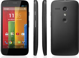 Motorola Moto G as modem