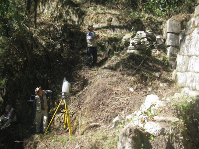 Astronomical observatory discovered in Machu Picchu