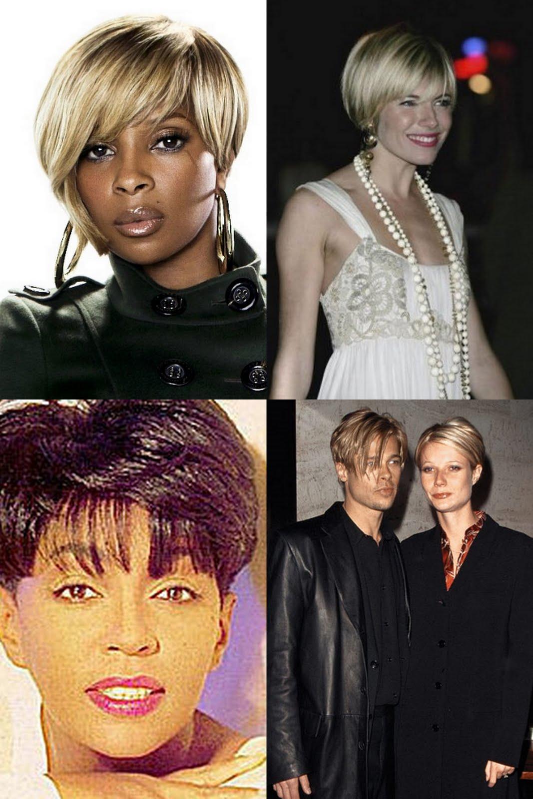Anita Baker Hairstyles and Cut