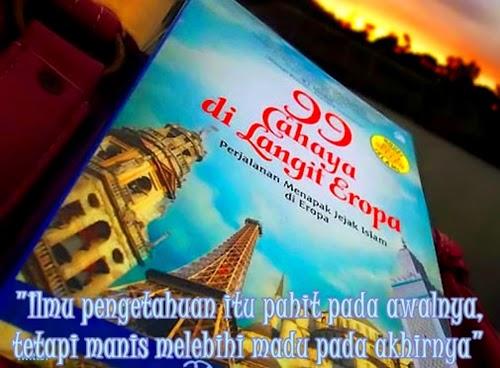 Kata Indah Dari Film 99 Cahaya di Langit Eropa