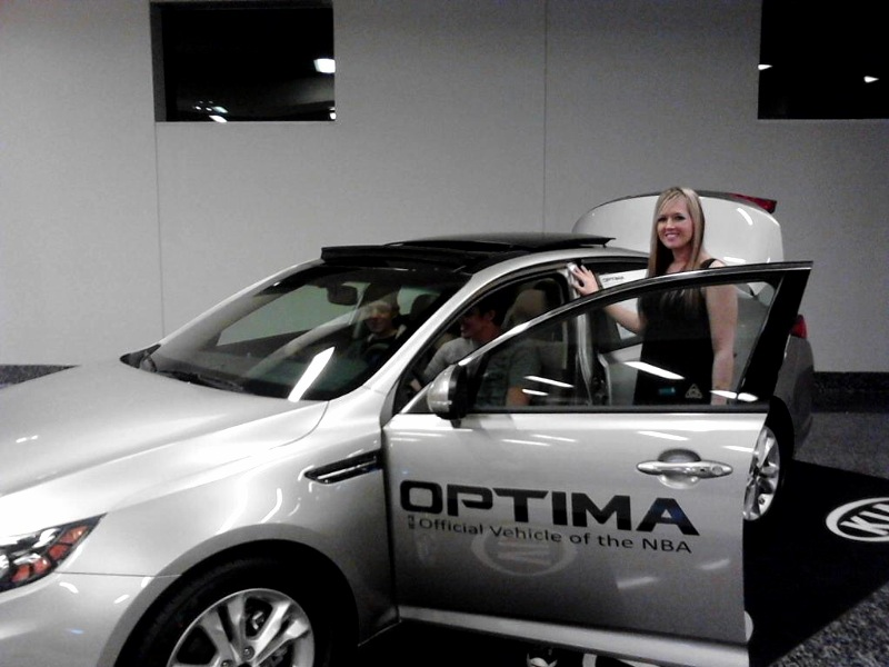 Kia motors america the orlando magic head to the for Kia motors of america