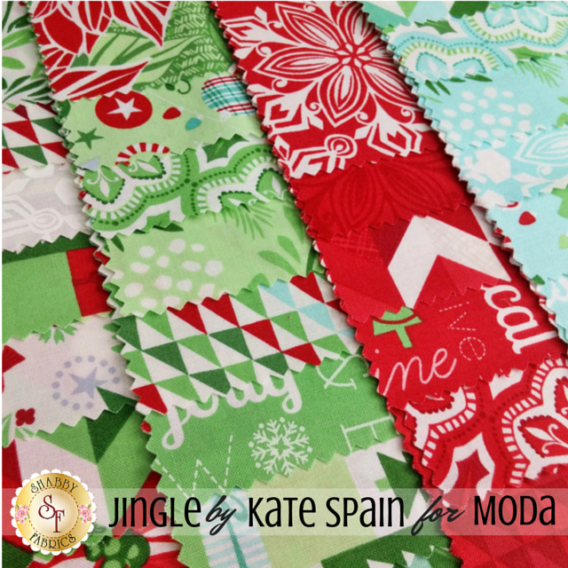 New Moda Holiday Collections 2015 | Shabby Fabrics