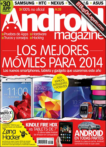 Android Magazine Abril 2014