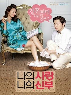 Cô Dâu Nổi Loạn - My Love, My Bride (2014)