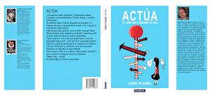 ACTÚA. Jordi Planes. Quarentena Ediciones.