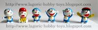 Doraemon Happy Style 6in1 Set