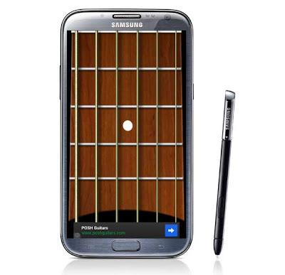 my guitar image 01 My Guitar, el toque en su móvil Samsung