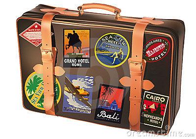 It traveller matkalaukku