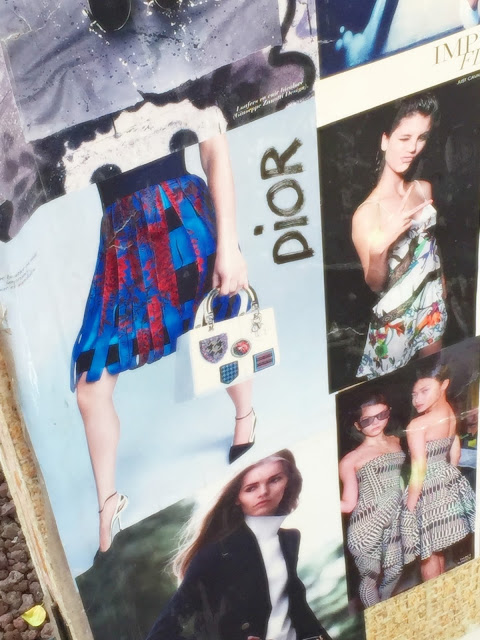 dior poster