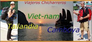 Vietnam-Camboya-Tailandia
