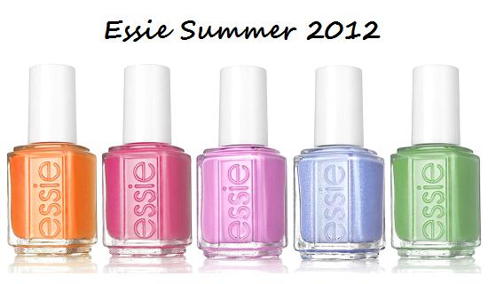 Essie+Summer+2012