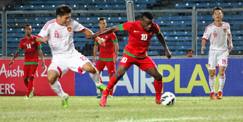 Indonesia Vs China Imbang 1-1