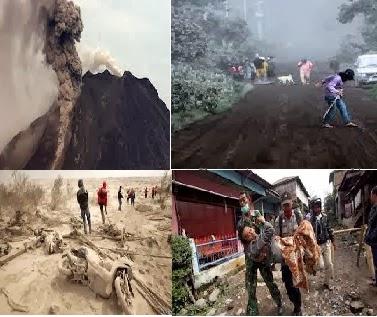 Gunung Sinabung - 7Top Ranking