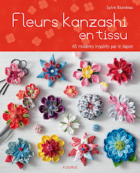 Fleurs Kanzashi