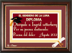 Diploma Poema destacado